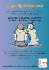 Jugendgottesdienst Obernburg