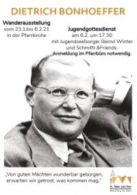 Jugendgottesdienst in Obernburg mit Jugendseelsorger Bernd Winter und Schmitti & Friends